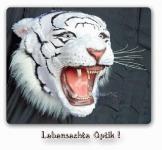 Tigerkopf Tiger Dekofigur für die Wand