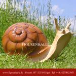 Schnäke Dekoration Dekofigur Gartenfigur Figur