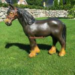 Pferd Dekofigur Pferde Figur Dekoration