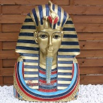 Pharaoh Tutanchamun Figur Statue Skulptur Maske