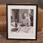 Kunstdruck Sauterelle Pablo Picasso Wandbild Deko Gerahmter Fotodruck At Home