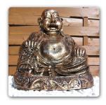 Buddha Glücksbringer Dekofigur Figur Aufsteller