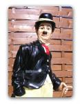 Charles Chaplin Figur Dekofigur Bar Kneipe Gastro