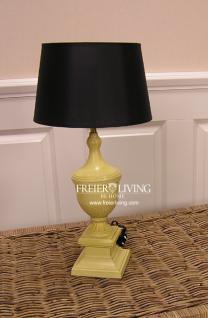 Romantische Tischleuchte Lampenfuß Art Deco French Shabby Chic