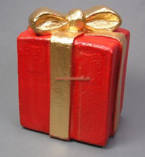Weihnachtspaket oder Weihnacht Dekoration außendeko - Vorschau 2