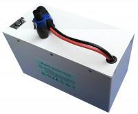 12V / 80AH Batterie Leichtgewicht in stabilem Alugehäuse LiFePo4 - Akku inkl....