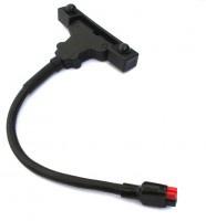 Anschlußkabel mit beweglichem Gelenk Quickentnahme für 12V LiFePo4 - Akku