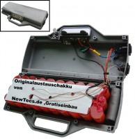 36V Lithium (LiFe) 12Ah Ebike Akku inkl. Ladegerät und Einbau für Heinzmann P...