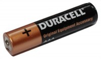 Duracell Micro AAA Batterie Alkaline 1, 5V LR03