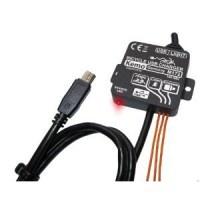 FAHRRAD LADEREGLER USB (Mini USB) M172 für z.B. PDA, Handys, GPS, usw.
