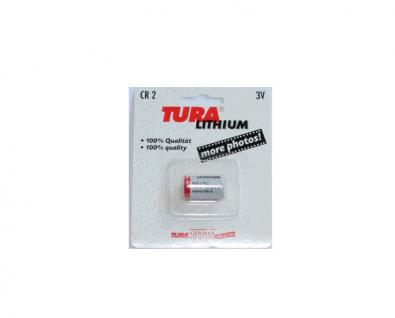 3V CR2 Lithium Batterie Tura