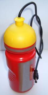 6 Volt NiMH - Fahrradflaschenakkupack, Typ NT - 10000mAh P, 2i3n