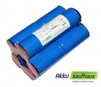 Akku für MB-Sub DL 512 12 Volt NiMH 10Ah 2i5nz (Mono)