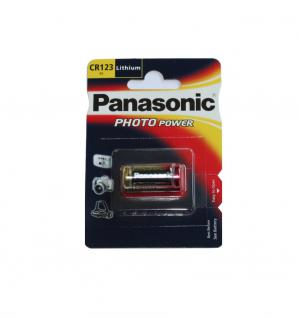 Panasonic CR123 A Lithium Batterie Photo Power