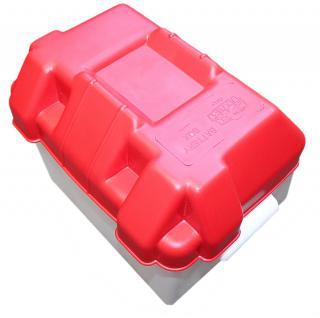 Komplettset: Bootsbatterie Leichtgewicht dank Lithium 12V / 40AH LiFePo4 - Ak...