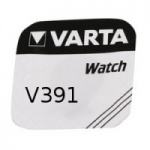 Varta V391, SR55, SR1120W Knopfzelle für Uhren etc...