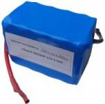 12V (13.2V) LiFePo4 - Akku mit einer Kapazität von 9AH (118Wh) für HighRate A...