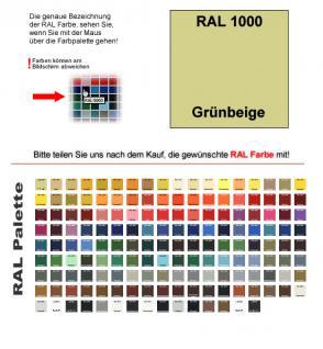 12er 2x6 Briefkastenanlage Pulverbeschichtet nach RAL-Farben - Vorschau 2