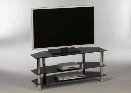 tv lowboard glas g nstig sicher kaufen bei yatego. Black Bedroom Furniture Sets. Home Design Ideas