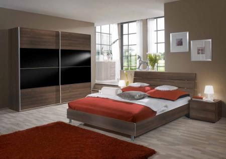schlafzimmer walnuss lilashouse. Black Bedroom Furniture Sets. Home Design Ideas