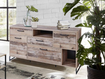 Sideboard in Used Style Mix Dekor