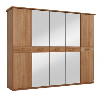kleiderschrank erle massiv online kaufen bei yatego. Black Bedroom Furniture Sets. Home Design Ideas