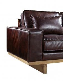 Loungesofa Hamilton 2-Sitzer Vintage-Leder - Vorschau 4