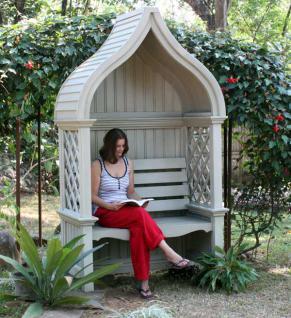 laubenbank princess in mint philosophenbank mahagoni. Black Bedroom Furniture Sets. Home Design Ideas