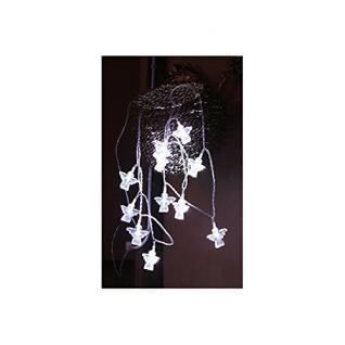 Weihnachtsbeleuchtung Engel.Led Lichterkette Weihnachtsbeleuchtung Engel 20 Led S