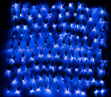 Weihnachtsbeleuchtung / Lichterketten 110 Lichter Rubber Net Light - Vorschau 2