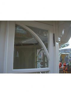 Gartenhaus Princess House Gazebo Mahagoni Holzhaus Geräteschuppen Blockhaus weiß - Vorschau 5