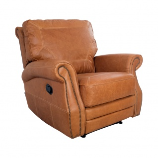 Relaxsessel Airchair Funktionsessel Columbia Brown