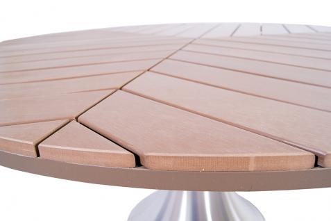 Gartentisch Sofia rund ca. 150 cm Durchmesser Dining Table Esstisch - Vorschau 2