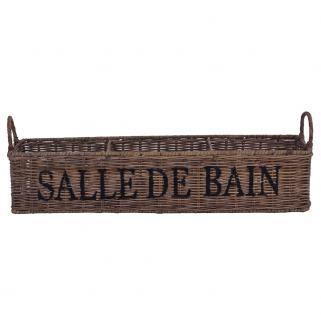 """Aufbewahrungsbox """"Salle de Bain"""" - Vorschau 2"""