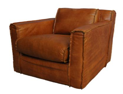 Clubsessel Redhill Columbia Brown