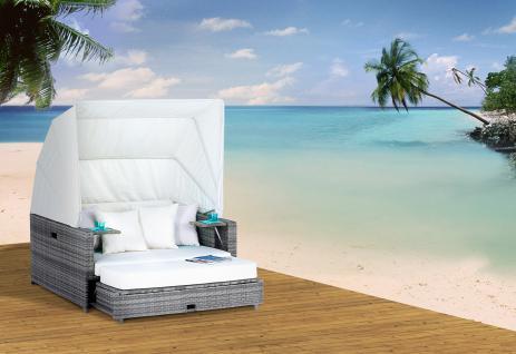 Liegeinsel Beach Lounge Ashe