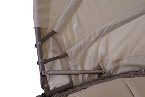 Liegeinsel Parador in Grey Cane, mit yachtbezug-Bezug - Vorschau 4