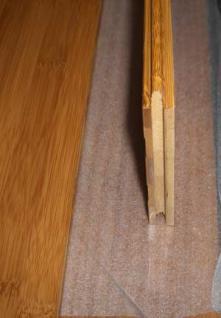 """Bambusparkett """"Edel"""", massiv - Musterstück Parkett Bambus - Vorschau 3"""