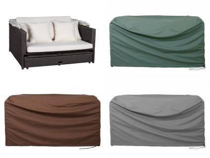 atmungsaktive schutzh lle grau liegeinsel beach lounge haube h lle schutzhaube kaufen bei mehl. Black Bedroom Furniture Sets. Home Design Ideas