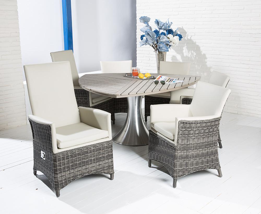 sitzgruppe palma yachtleder kaufen bei mehl wohnideen. Black Bedroom Furniture Sets. Home Design Ideas