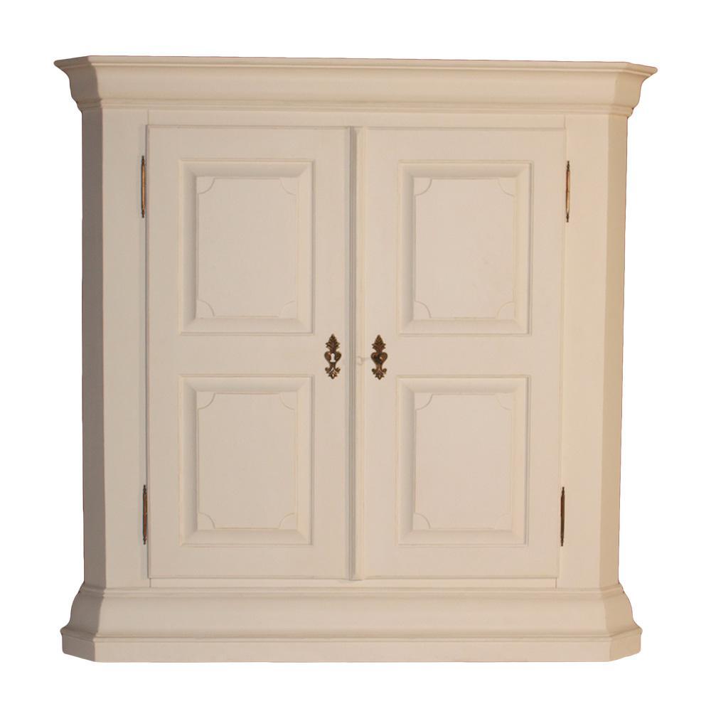Landhausmöbel Garderobenschrank \