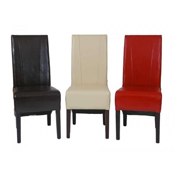 Esszimmerstuhl stuhl klassik rot kaufen bei mehl wohnideen for Esszimmerstuhl rot