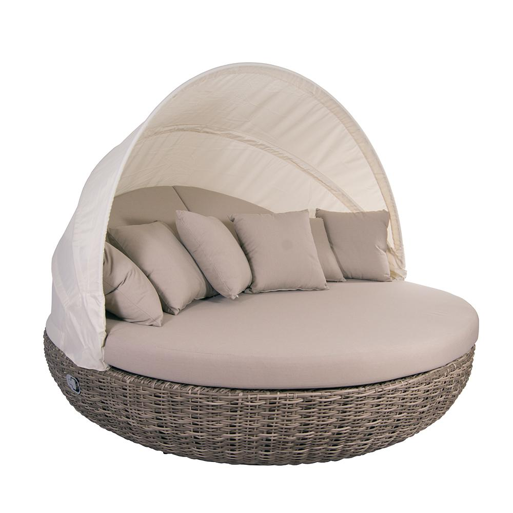 liegeinsel pacific white pepper lounge gartenlounge gartenm bel sunlounger sonneninsel kaufen. Black Bedroom Furniture Sets. Home Design Ideas