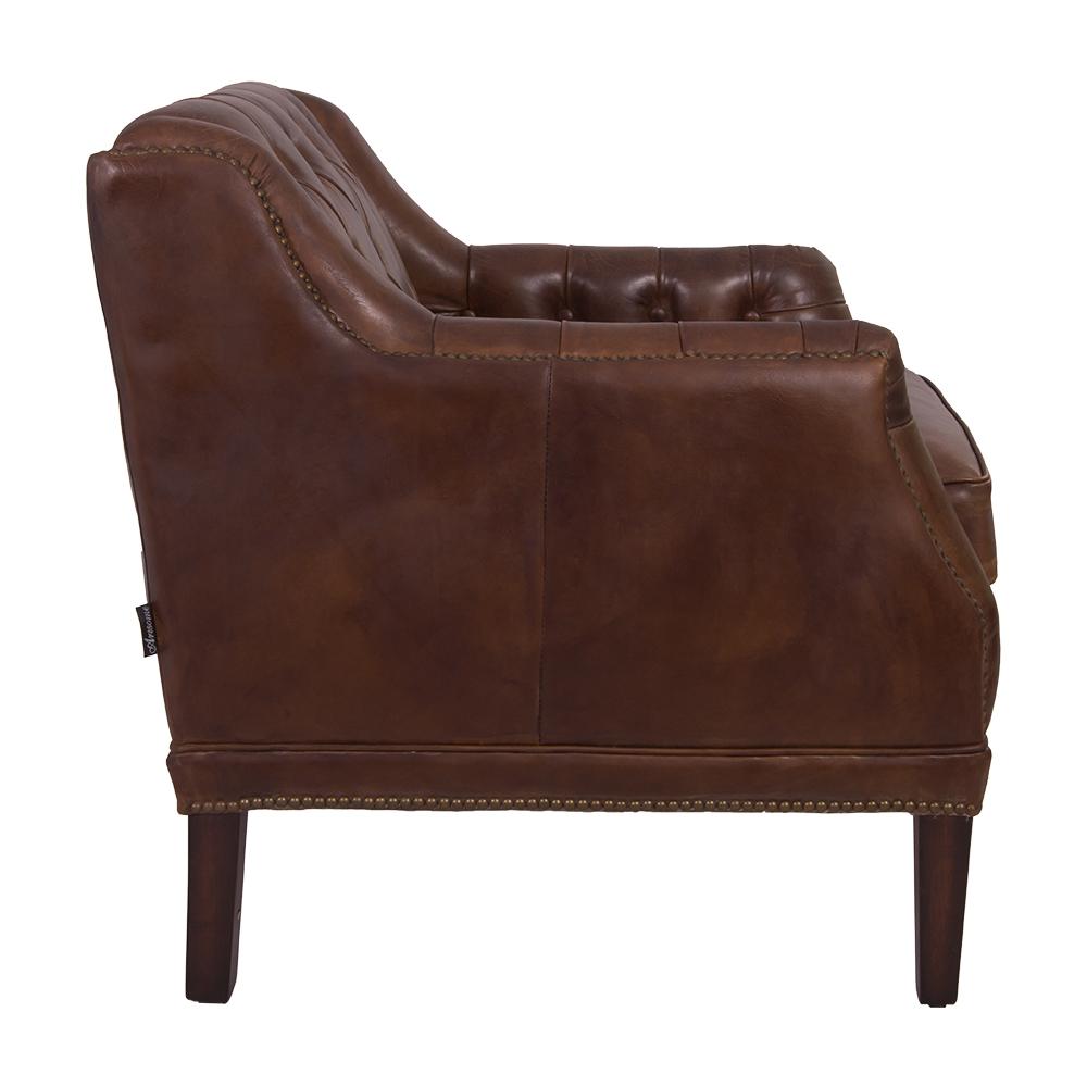 Wundervoll Clubsessel Leder Sammlung Von Blackpool Vintage Cigar Loungesessel Ledersessel Sessel Echtleder
