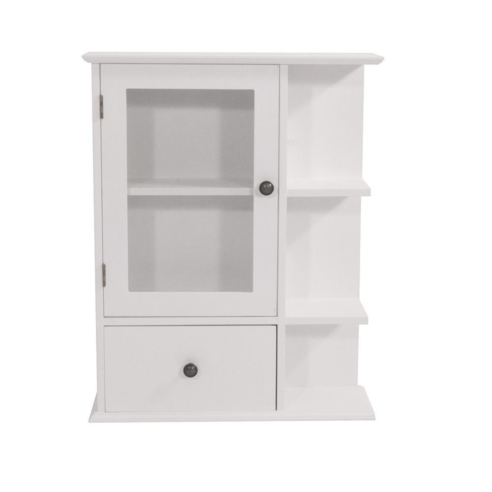 regal bismo wandregal k chenregal gew rzregal landhaus wei kaufen bei mehl wohnideen. Black Bedroom Furniture Sets. Home Design Ideas
