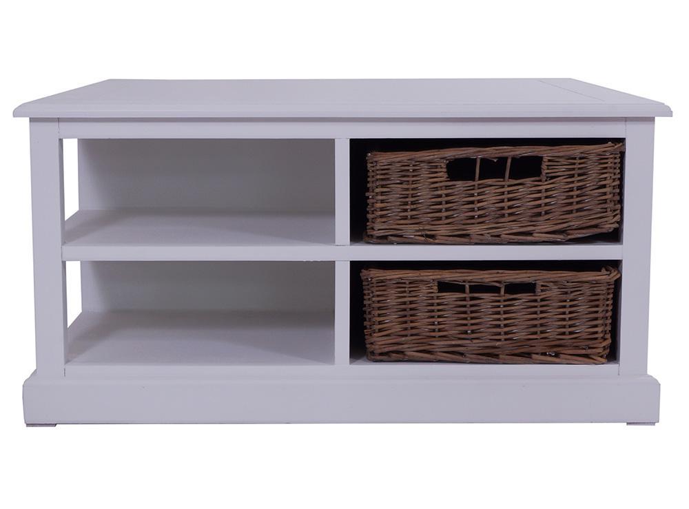 couchtisch kopenhagen ca 70 x 70 cm holz vintage look wei kaufen bei mehl wohnideen. Black Bedroom Furniture Sets. Home Design Ideas