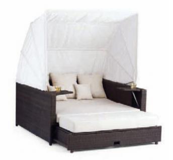 atmungsaktive schutzh lle gr n liegeinsel beach lounge haube h lle schutzhaube kaufen bei mehl. Black Bedroom Furniture Sets. Home Design Ideas