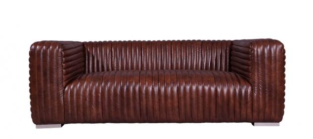 Designsofa Lamberton 2-Sitzer Montaigne Brown