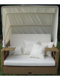 Liegeinsel Beach Lounge Natur