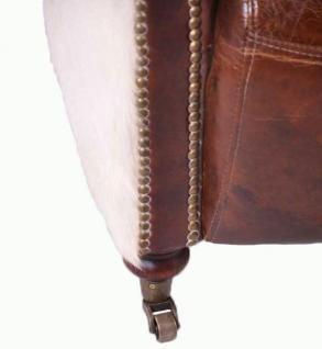 Clubsessel Dallas Vintage-Leder - Vorschau 4
